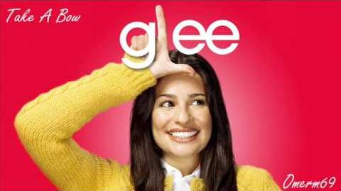 Glee - Take A Bow (DOWNLOAD MP3)