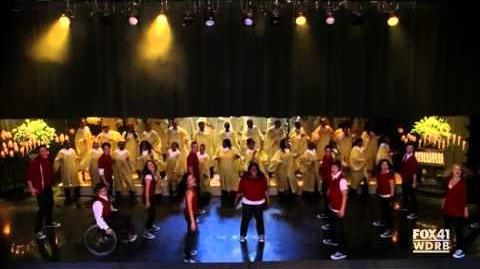 Glee S1E15 Just Like A Prayer