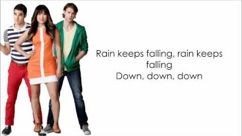Glee - Don't You (Forget About Me) Lyrics HD-0