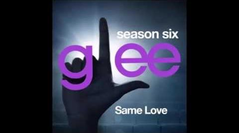 Glee - Same Love (DOWNLOAD MP3 LYRICS)-0