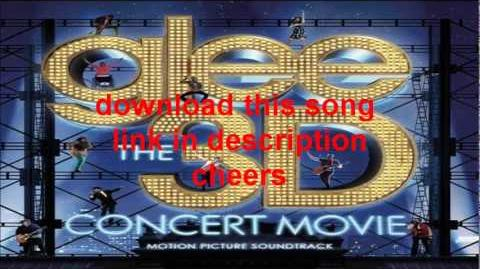 Glee Cast - Happy Days Are Here Again Get Happy (Glee The 3D Concert Movie OST)