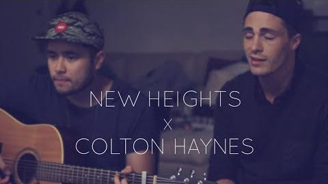 """19 You Me"" - Dan Shay (New Heights and Colton Haynes)"