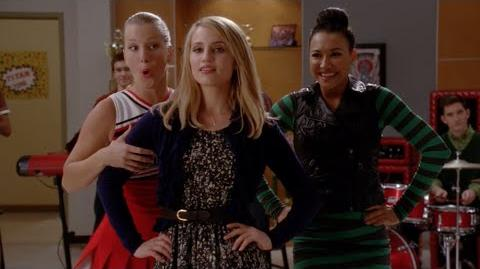 GLEE - Come See About Me (Full Performance) HD