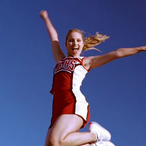 gf rache freche cheerleaderin