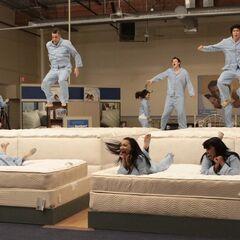 Wer ist im Bilde?: Jump