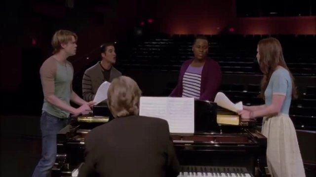 Full Performance of 'You Have More Friends Than You Know' from 'Sweet Dreams' GLEE 1