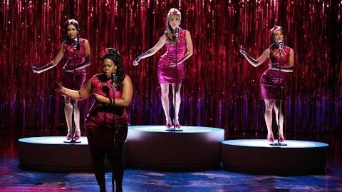 Glee - Baby It's You (Lyrics)