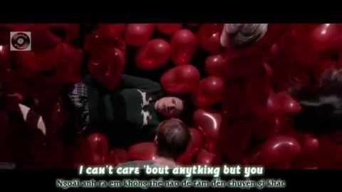"""Lyrics Vietsub GLEE - Lovefool from """"Opening Night""""-0"""