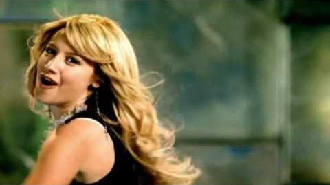 Ashley Tisdale - Kiss The Girl