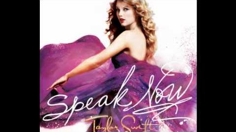 Long Live - Taylor Swift (Speak Now)