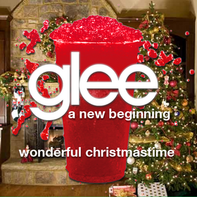 A Wonderful Christmas Time.Wonderful Christmastime Glee A New Beginning Ff Wiki