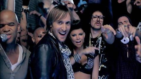 David Guetta ft. Fergie, Chris Willis and LMFAO- Gettin' Over You