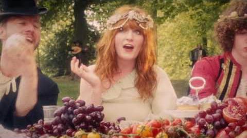 Florence The Machine - Rabbit Heart (Raise it Up)