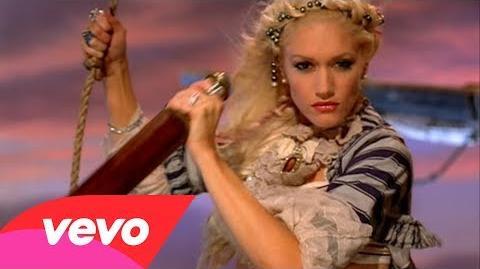 Gwen Stefani ft. Eve - Rich Girl