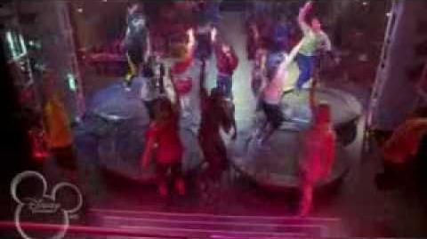 "Camp Rock ""Hasta La Vista"" FULL MOVIE SCENE (HQ)"