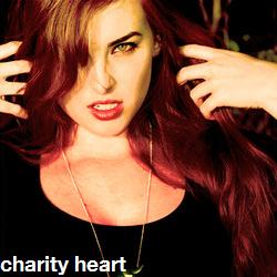 Marissa Von Bleicken Charity Heart