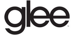 Glee logo black