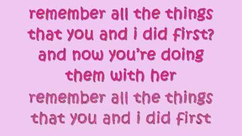 Cher Lloyd Want U Back lyrics