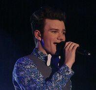 Chris Colfer Glee Tour