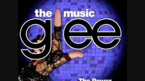 Burning Up- Glee Cast (Feat. Jonathan Groff) iTunes Bonus Track