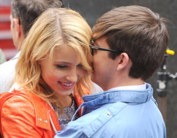 Quinn and Artie