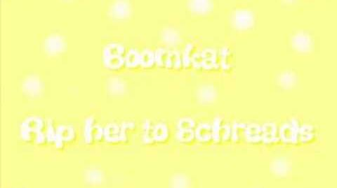 Rip Her To Shreds - Boomkat
