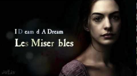 I Dreamed A Dream (Anne Hathaway) Les Misérables (2012) Lyric Video