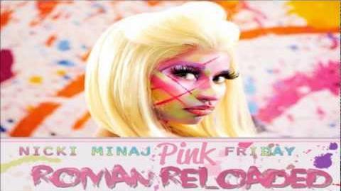 Nicki Minaj - Roman Holiday HQ