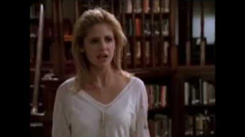 Standing - Buffy the Vampire Slayer