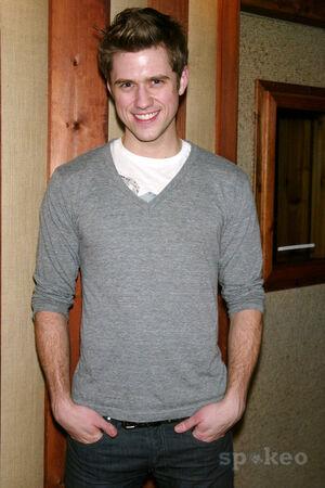 Aaron tveit 2009 02 12
