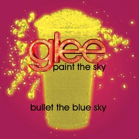 Bullet the blue sky slushie