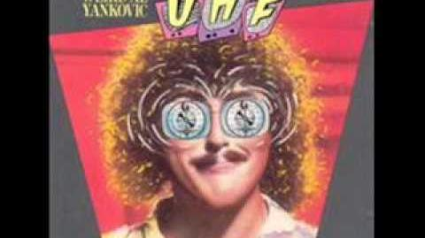 """Weird Al"" Yankovic - Attack of the Radioactive Hamsters from a Planet near Mars"
