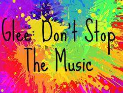 GleeDontStopTheMusic