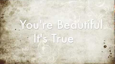 You're Beautiful - James Blunt (Lyrics)