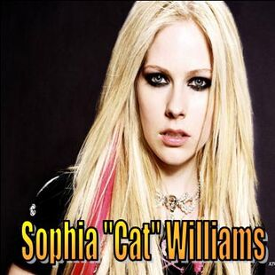 "Sophia ""Cat"" Williams"