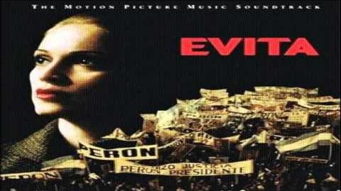 17. Madonna - You Must Love Me (Evita Soundtrack)