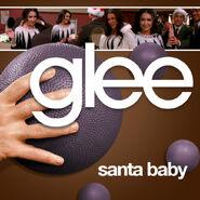 Glee - santa baby