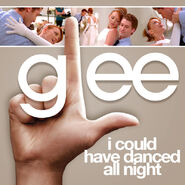 Glee - danced all night