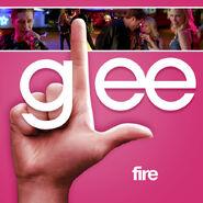 Glee - fire