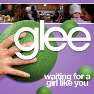 Glee - waiting for a girl