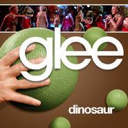 Glee - dinosaur