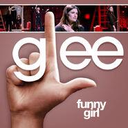 Glee - funny girl
