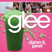 Glee - dammit janet