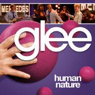 Glee - human nature