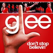 Glee - dont stop believin