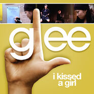 Glee - kissed a girl