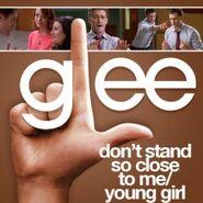 Glee - young girl