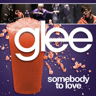 Glee - somebody to love jb