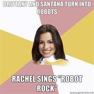 Brittany-and-Santana-turn-into-robots-Rachel-sings-Robot-Rock