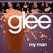 Glee - my man